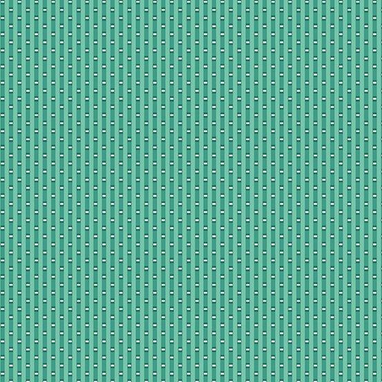 Lottie Ruth - Green Stripe