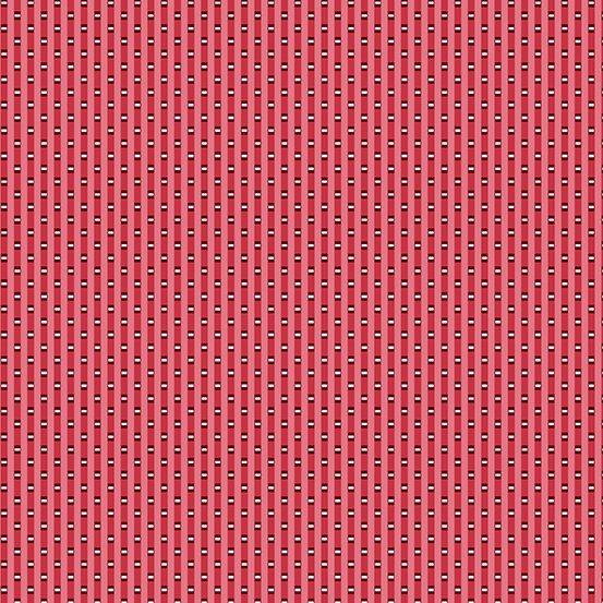Lottie Ruth - Red Stripe