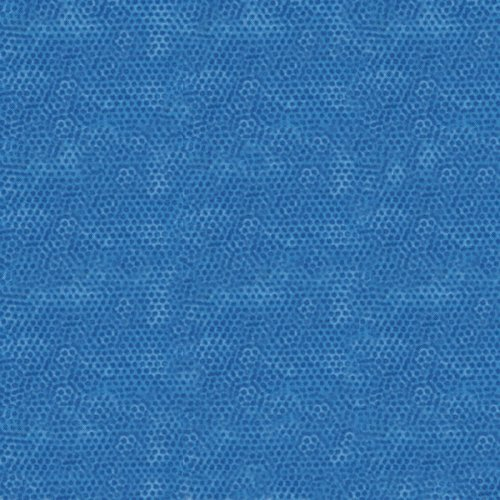 Dimples - Disco Blue - W
