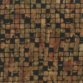 Checkerboard Chic 808Q-10 Spice