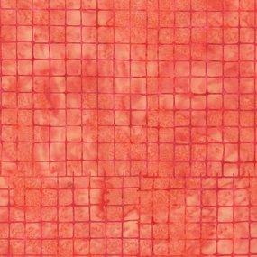 Checkerboard Chic 809Q-2 Coral