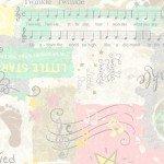 9888-0226 Flannel Little Star