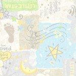 9888-0250 Flannel Little Star