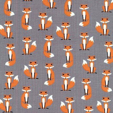 Andie's Minis - Grey Fox