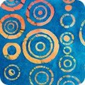 AMD-18788-4 - Artisan Batiks: Round and Around-Blue