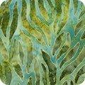 Artisan Batiks: Tavarua 2 - Green