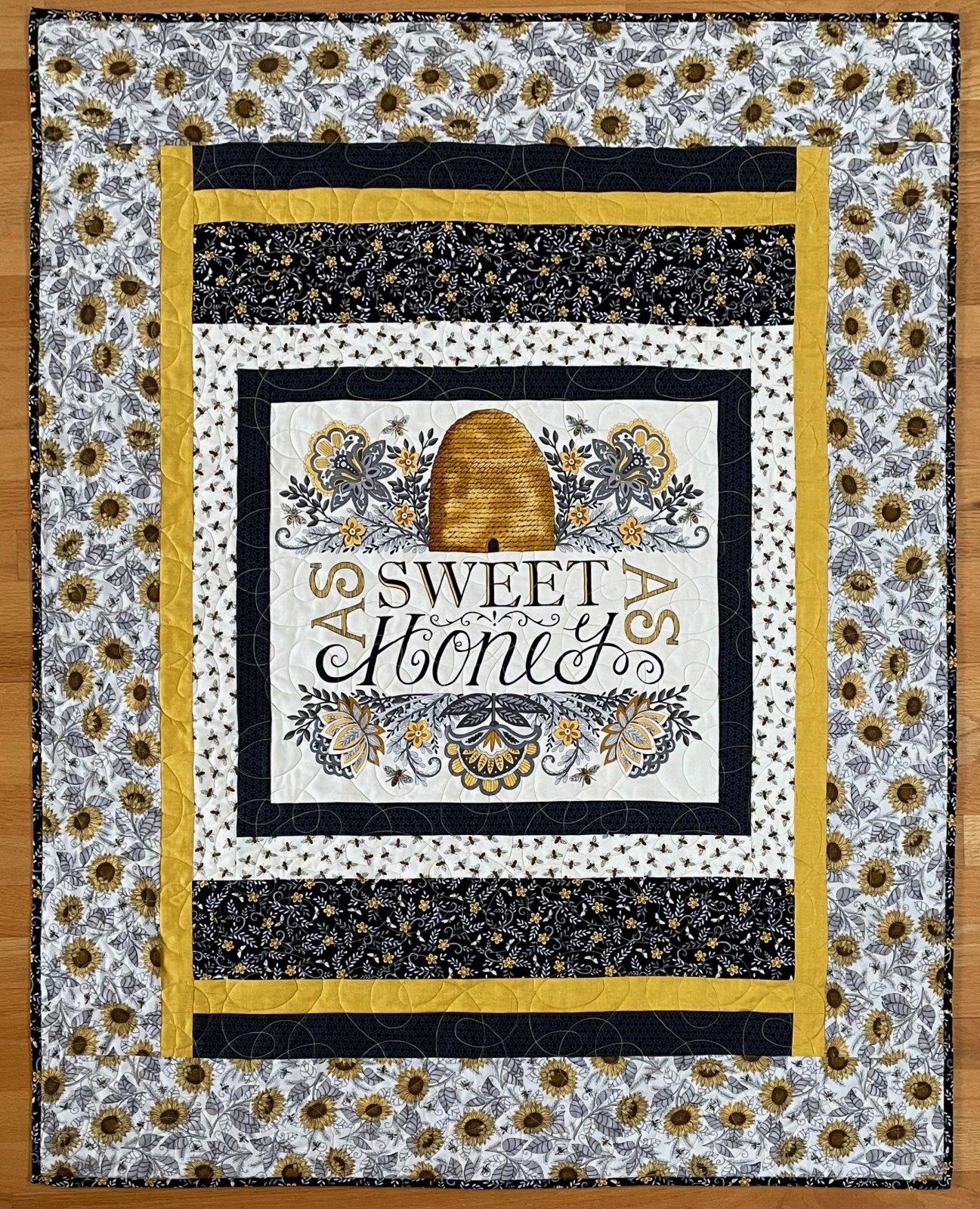 As Sweet As Honey Kit - 43 x 54