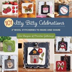 101 Itty Bitty Celebrations by Lisa Bongean