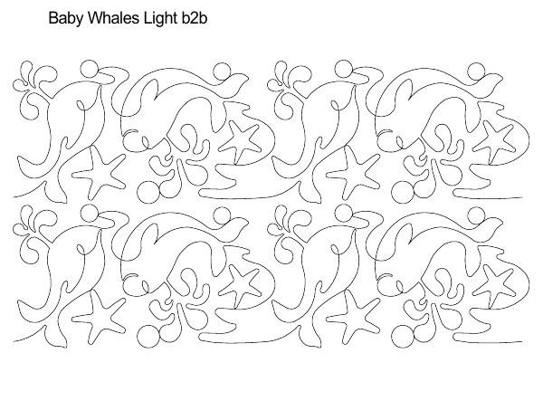 Baby Whales Light B2B
