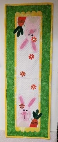 Little Quilts Runner - Bunny