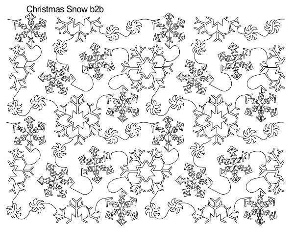 Christmas Snow B2B