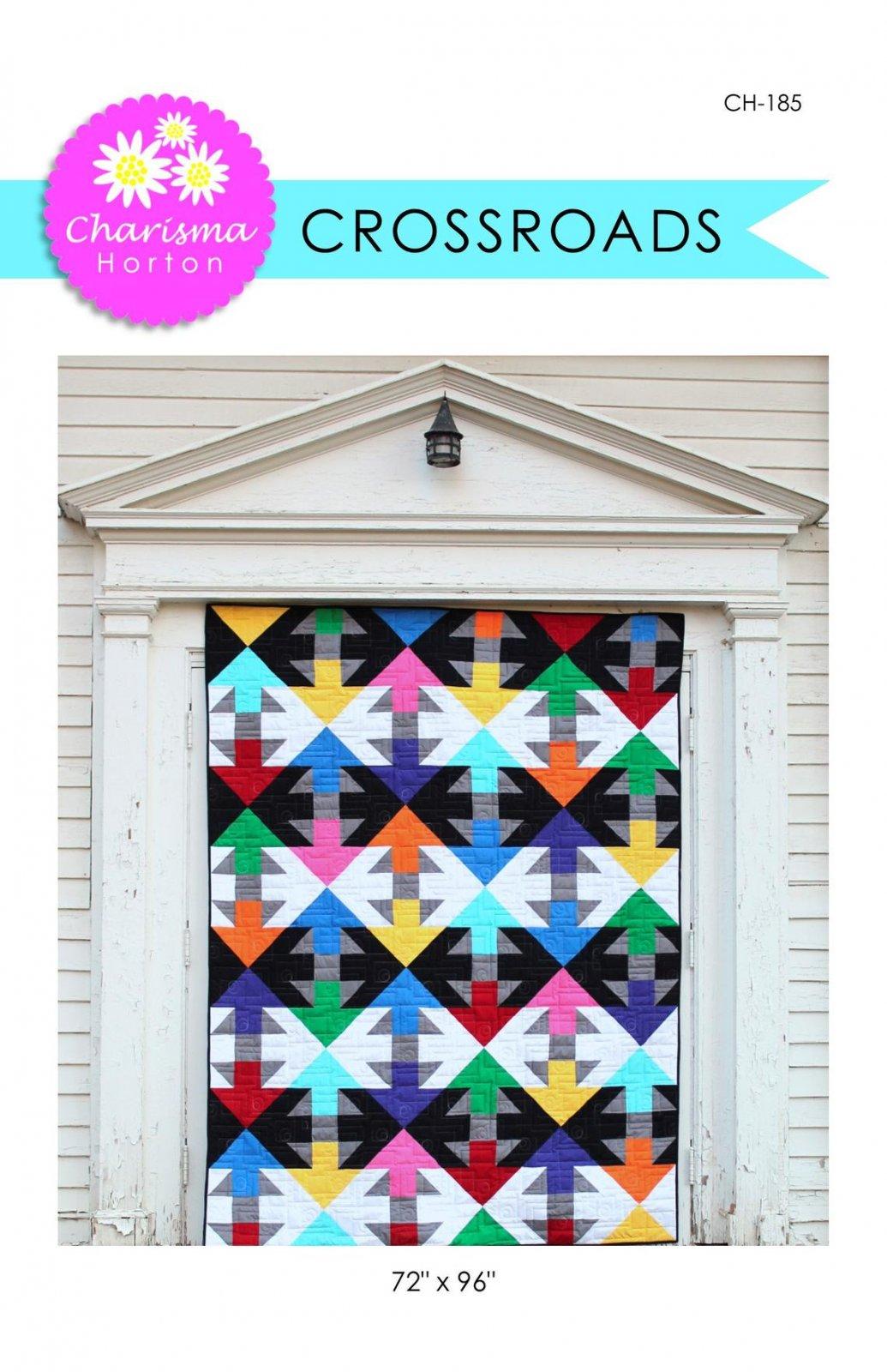 Crossroads Pattern - 72 x 96