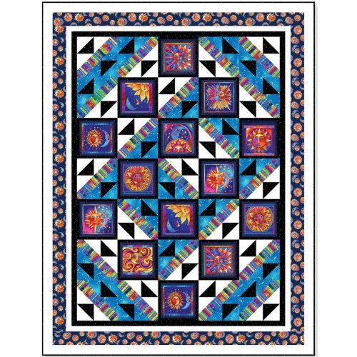 Celestial Maze Kit - 50 x 65 Celestial Magic