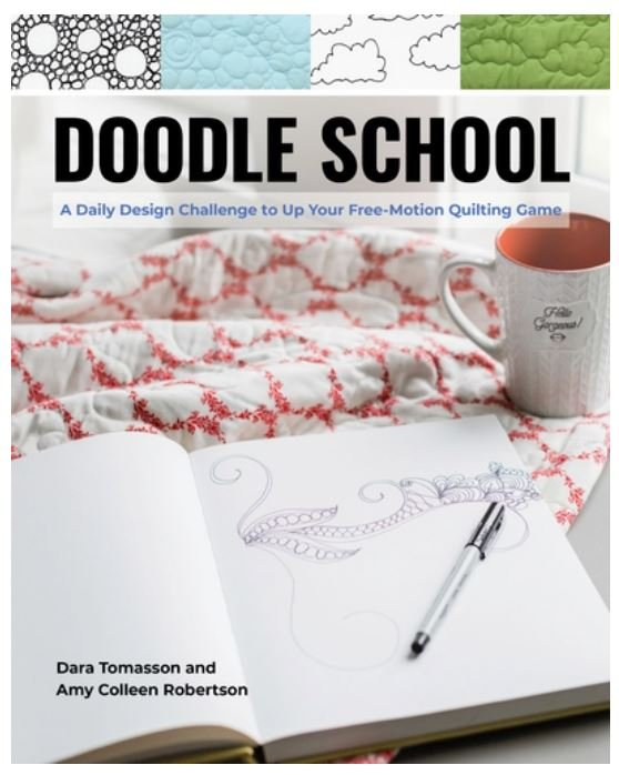 Doodle School by Dara Tomasson and Amy Colleen Robertson