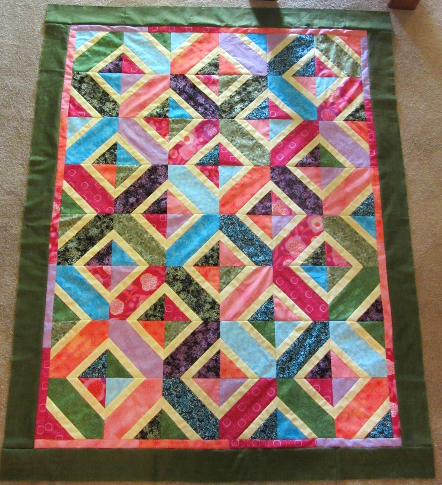 Double Crossed Kit - Mar 2020 Happy Hour Project
