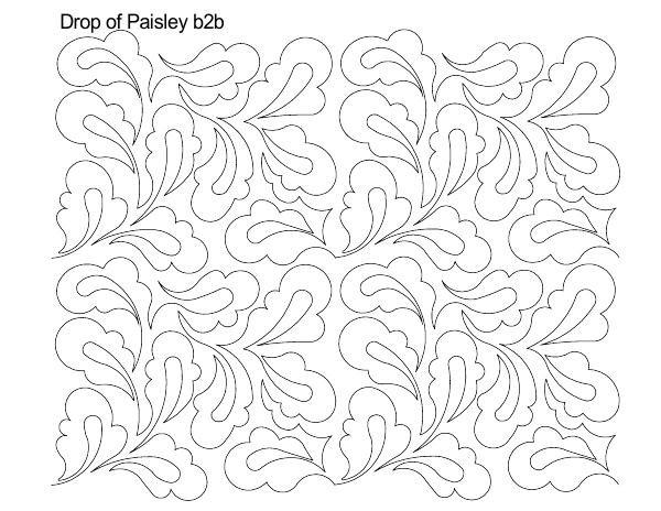 Drop of Paisley B2B