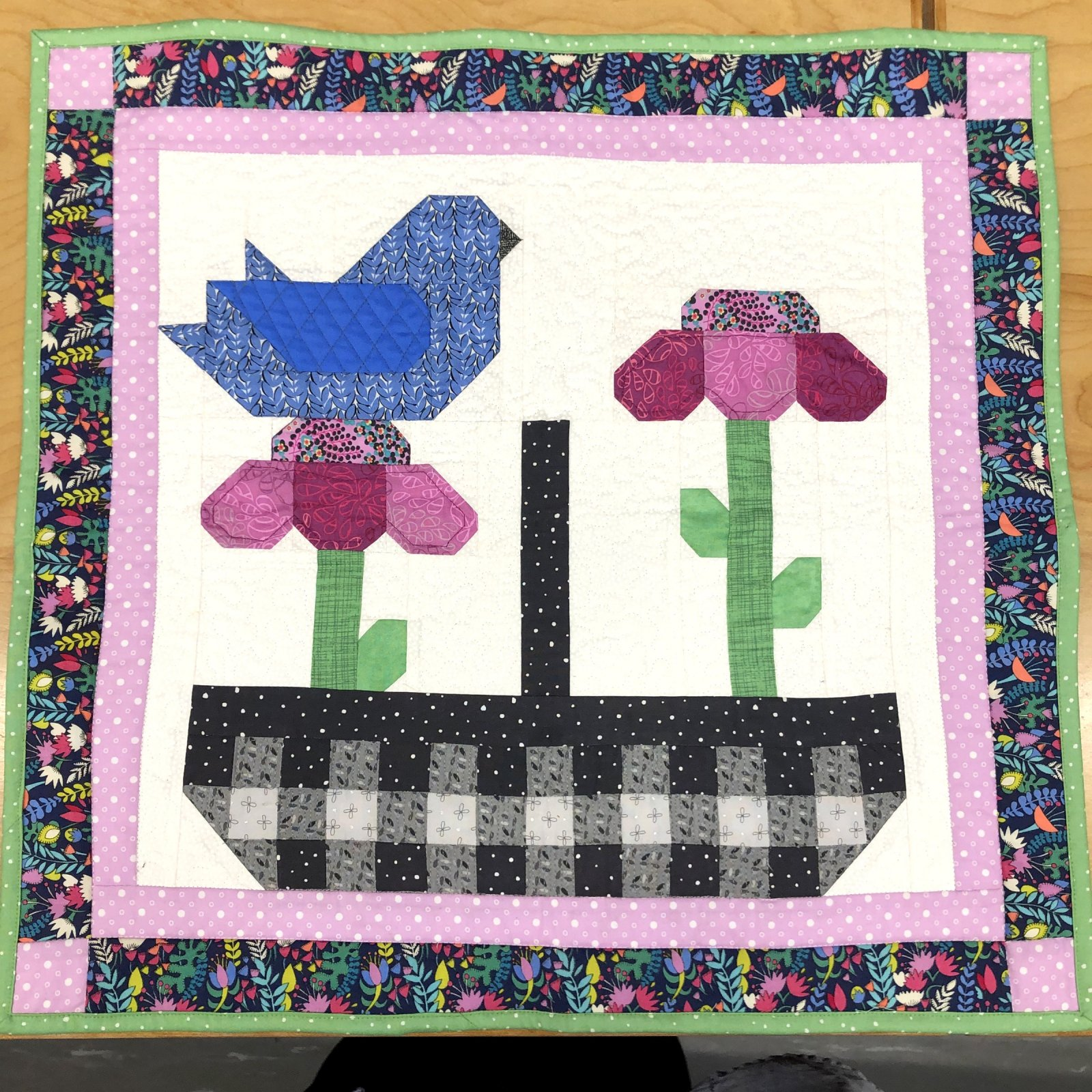 Feathered Friends Kit Spring