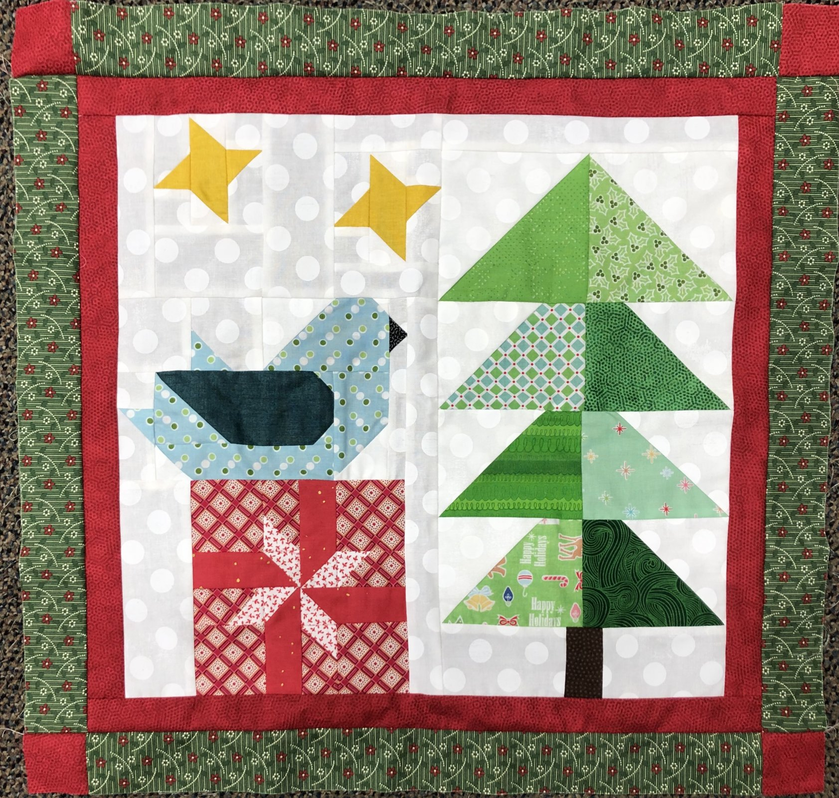 Feathered Friends Kit Winter