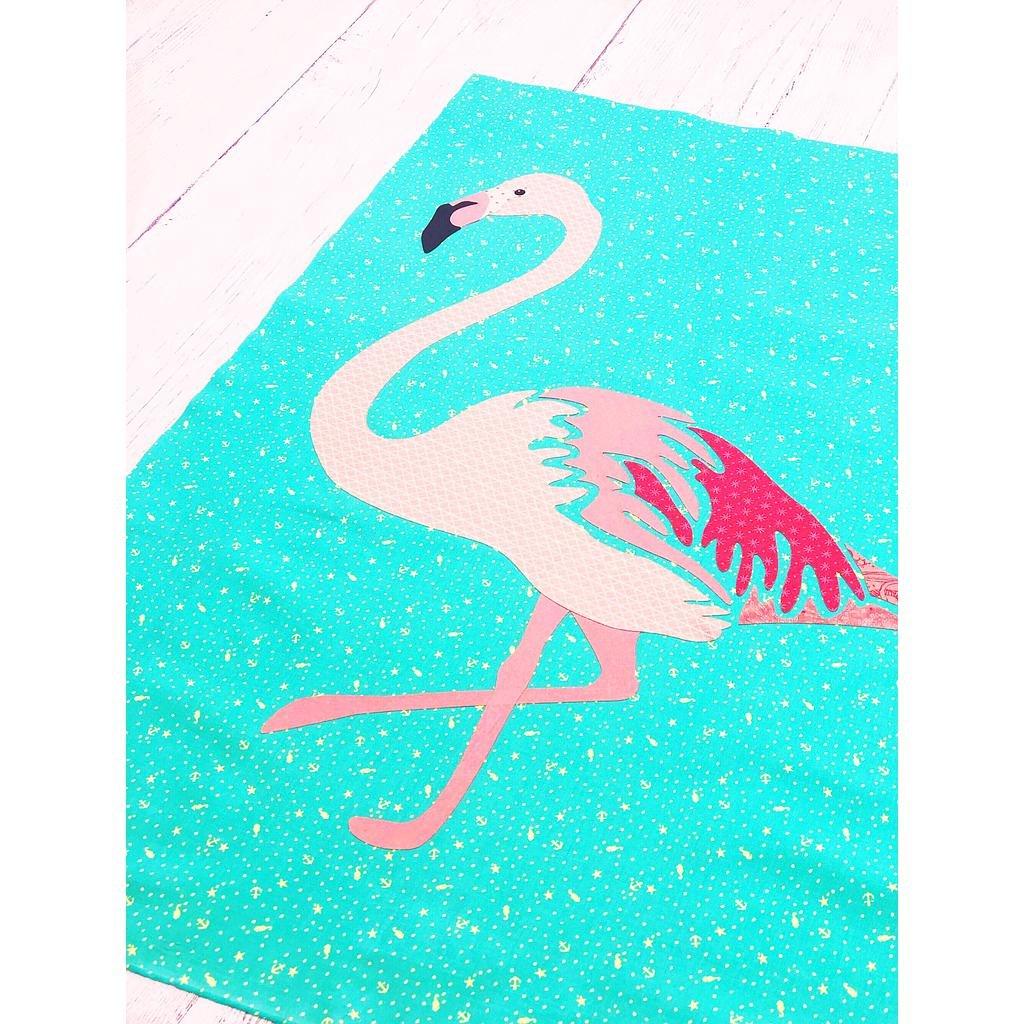 Flamingo Laser-cut Kit