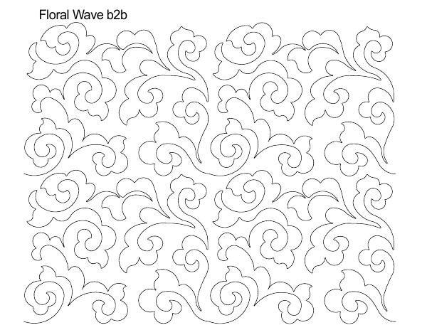 Floral Waves B2B