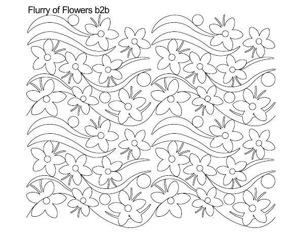 Flurry of Flowers B2B