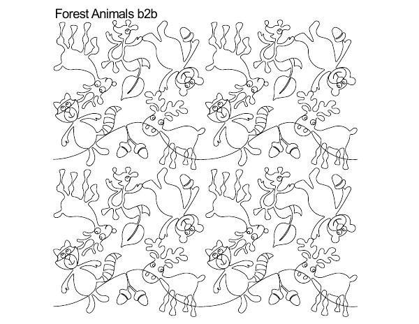 Forest Animals B2B