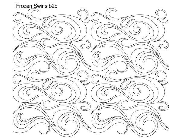 Frozen Swirls B2B