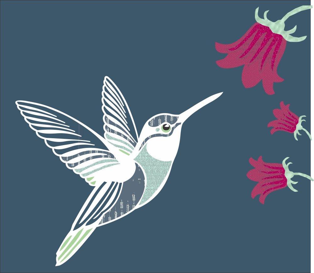 Hummingbird-Dusk Laser-cut Kit