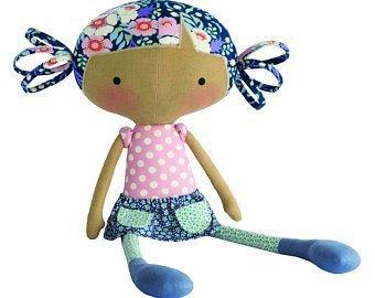 Bird Pond - TIL500008  Rag doll kit