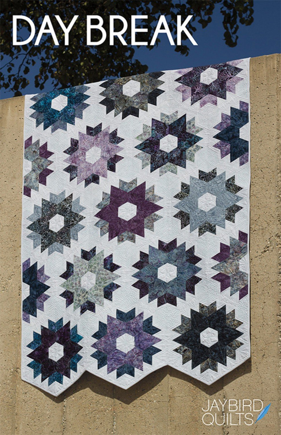 Day Break Quilt Pattern by Jaybird Quilts