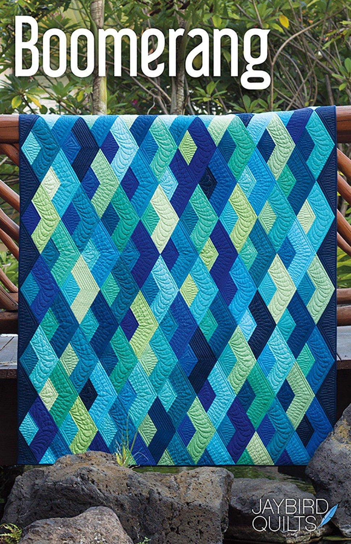Boomerang Pattern by Jaybird Quilts