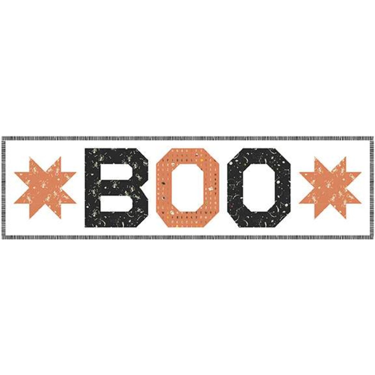 Happy Haunting Boxed Runner Kit by Riley Blake - 12 x 46