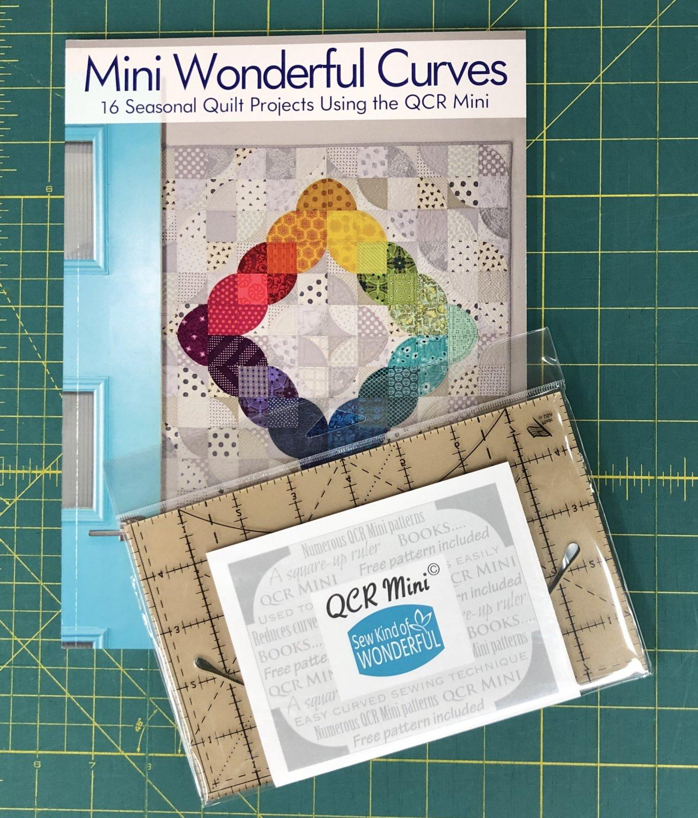 Mini Wonderful Curves Book-Ruler