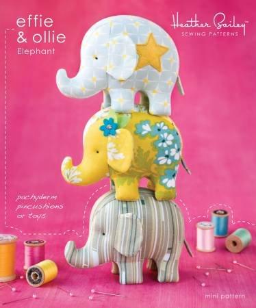 Effie & Ollie Elephant