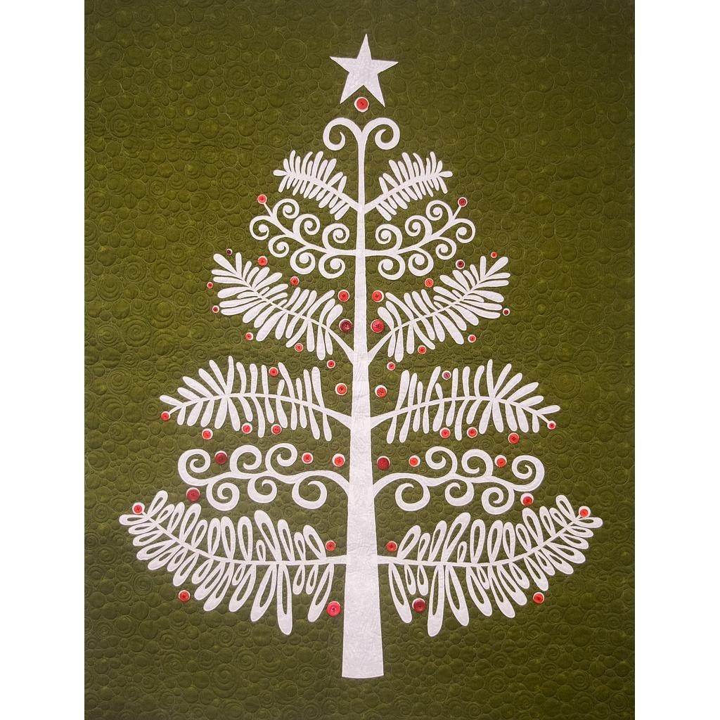 Oh Christmas Tree Laser-cut Kit