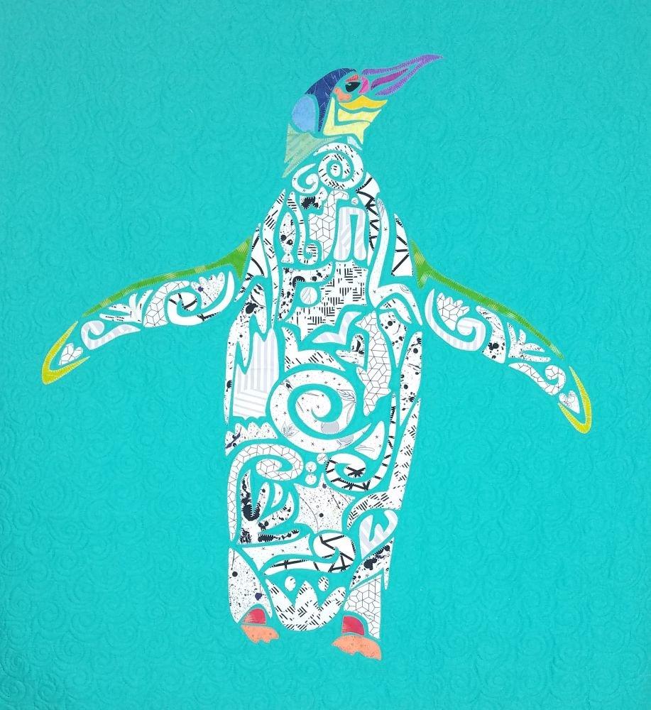 Picasso Penguin Laser-cut Kit