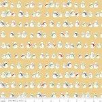 Cozy Snowmen Yellow - C5363-YELLOW
