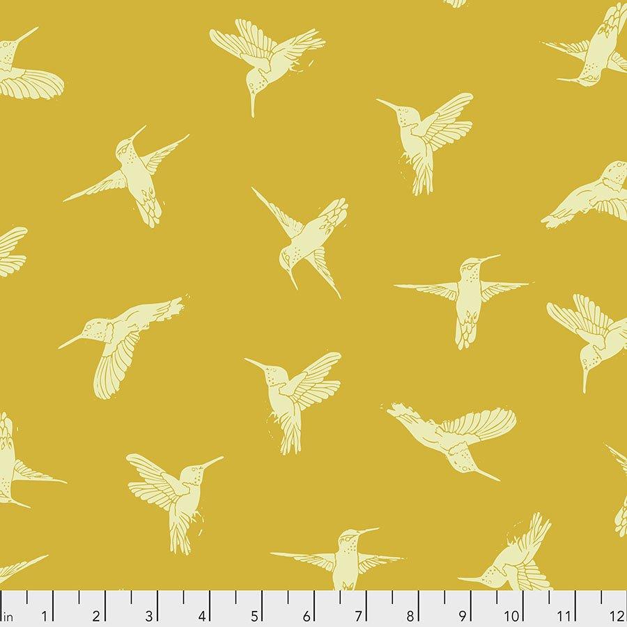 Humming Birds - Gold - PWVW003.GOLD