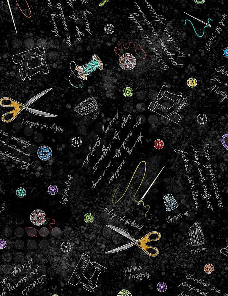 QT Notes & Tools - QTI-CD8829-BLACK