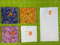 Pinnable Quilt Block Markers