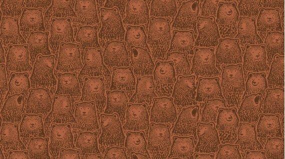 Bear Huddle - 1075