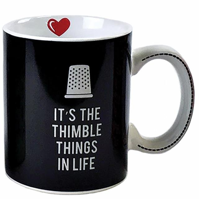 15oz Mug - It's The Thimble Things In Life