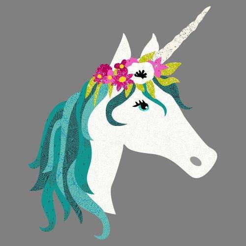 Unicornia Laser-cut Kit - Sapphire Colorway