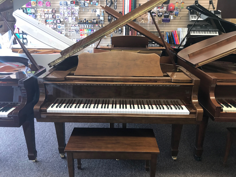 Used Wurlitzer G452 5'2 Grand Piano