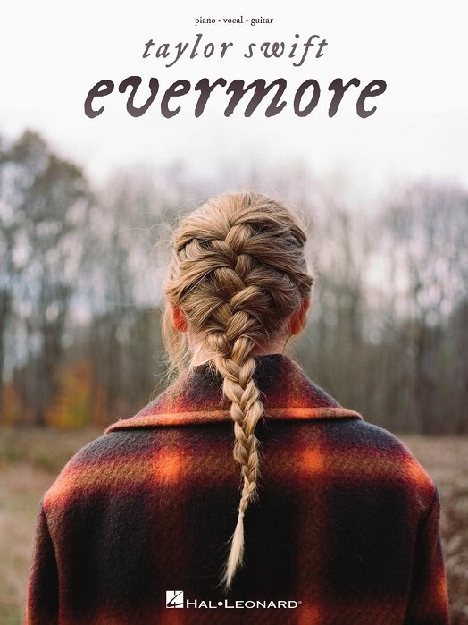 Taylor Swift - Evermore P/V/G