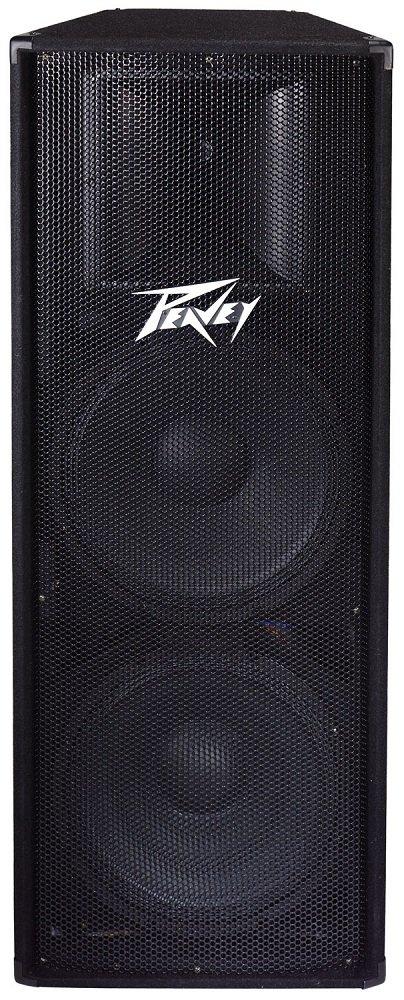 Peavey 00572170 PV215 Dual 15 1400W 2-Way Speaker Cabinet