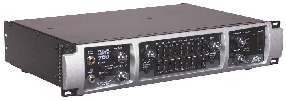Peavey 00584140 Tour 700 Head Bass Amplifier