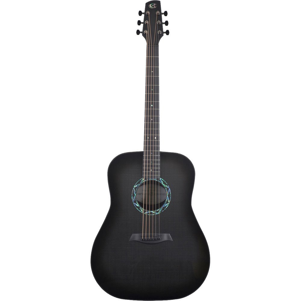 Composite Acoustics Legacy Carbon Fiber Top, Acoustic Guitar