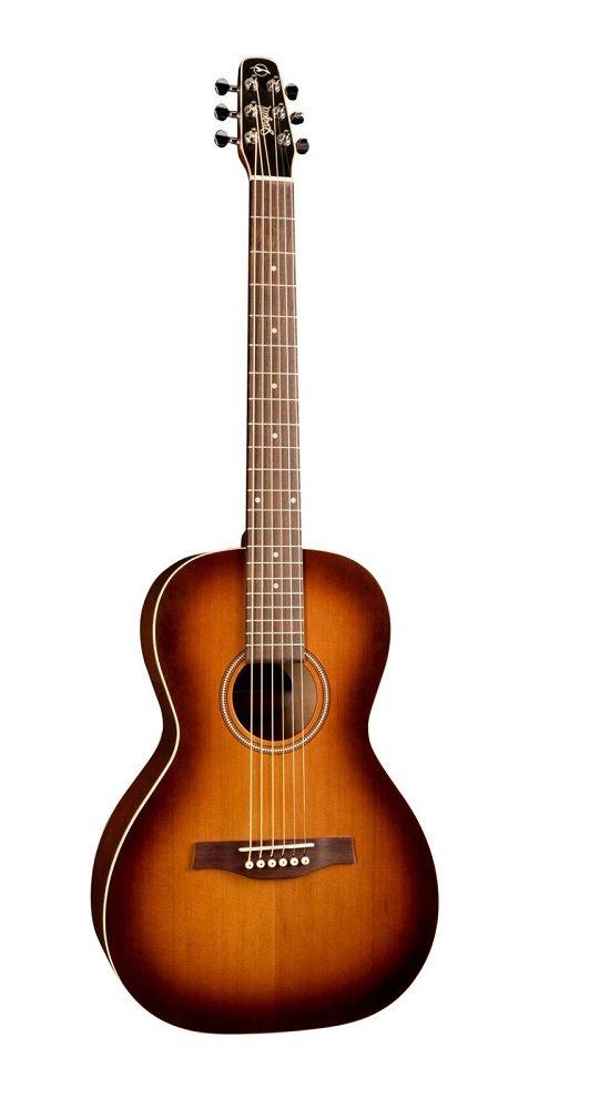 Seagull 035618 Entourage Grand Rustic Parlor Acoustic Guitar