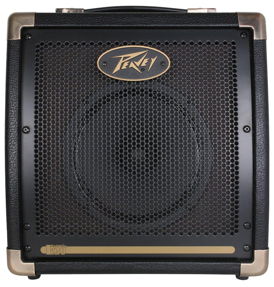 Peavey 03599640 Ecoustic E20 Acoustic Guitar Amplifier